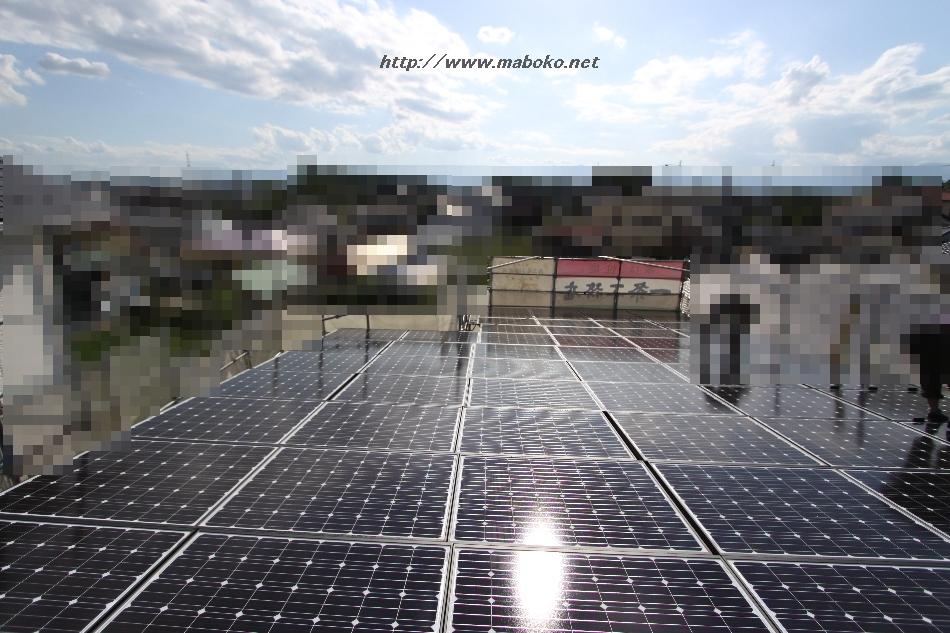 一条工務店 太陽光発電(ソーラーパネル)