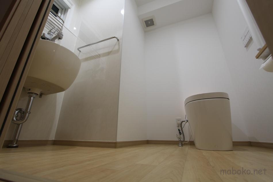 一条工務店 トイレ アラウーノ