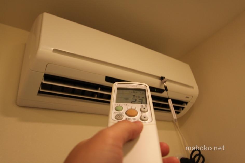 エアコン 全館冷房