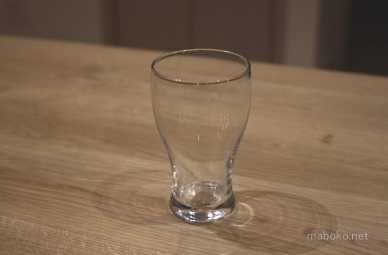 食洗機 ビールグラス スタウト