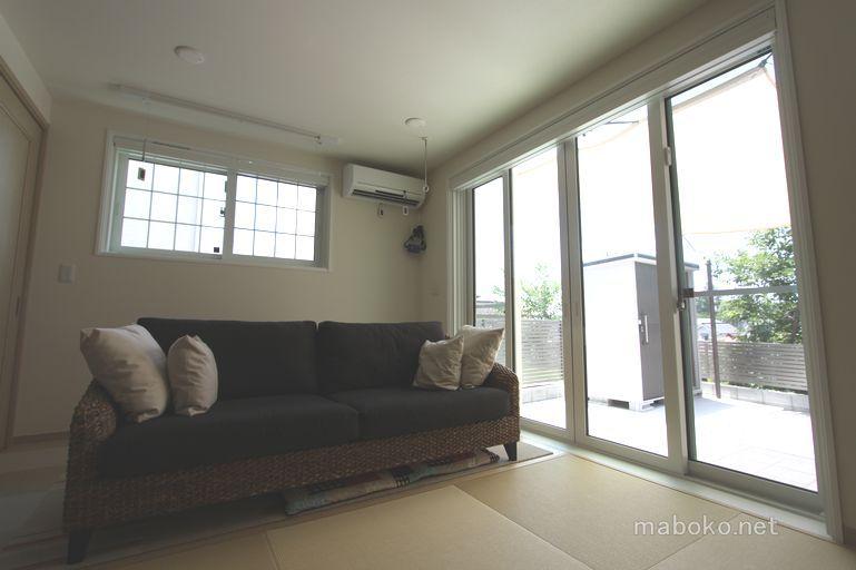注文住宅 大きな窓 掃出し窓